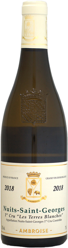 新着セール ベルトラン アンブロワーズ ニュイ サン ジョルジュ 1er 白ワイン 750ml テール 2018 レ ブランシュ 数量限定アウトレット最安価格