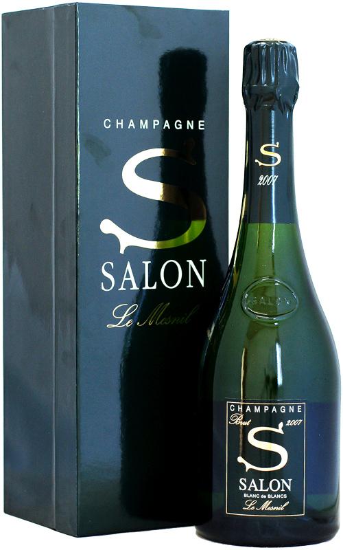 サロン(SALON) [2007] 750ml ギフトボックス 【正規代理店商品】