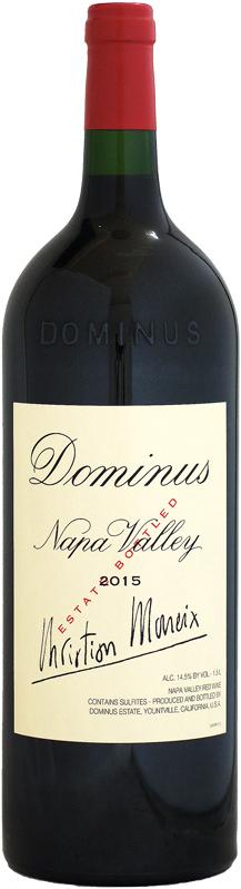 【マグナム瓶】ドミナス Dominus [2015]1500ml【正規品】