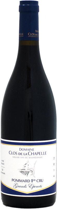 ドメーヌ・クロ・ド・ラ・シャペル ポマール 1er レ・グラン・ゼプノ [2014]750ml
