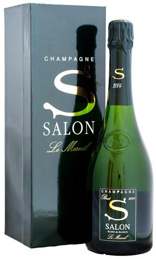 サロン(SALON) [2004] 750ml ギフトボックス 【正規代理店商品】