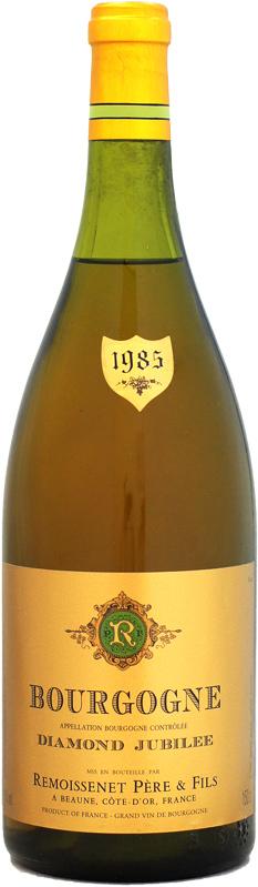 【マグナム瓶】ルモワスネ ブルゴーニュ・ブラン ディアマン・ジュビリ Lot No.2 [1985]1500ml (白ワイン)