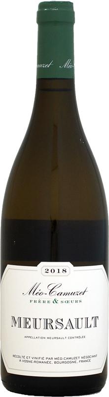 メオ カミュゼ フレール エ スール ムルソー 送料無料新品 一部予約 750ml 白ワイン 2018