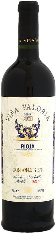 ヴィーニャ・ヴァロリア コセチャ [1987]750ml