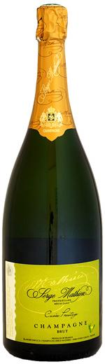 【マグナム瓶】セルジュ・マチュー ブリュット・プレスティージュNV 1500ml