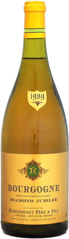 【マグナム瓶】ルモワスネ ブルゴーニュ・ブラン ディアマン・ジュビリ [1989]1500ml (白ワイン)