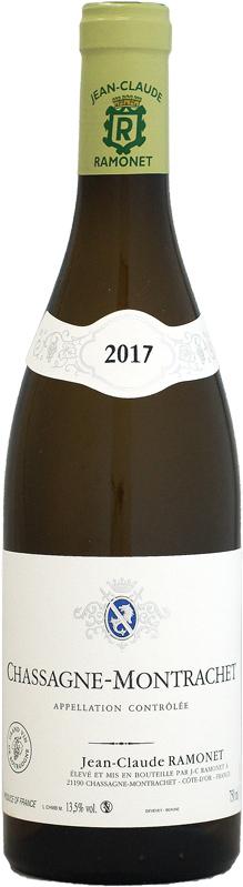 ドメーヌ・ラモネ シャサーニュ・モンラッシェ [2017]750ml (白ワイン)
