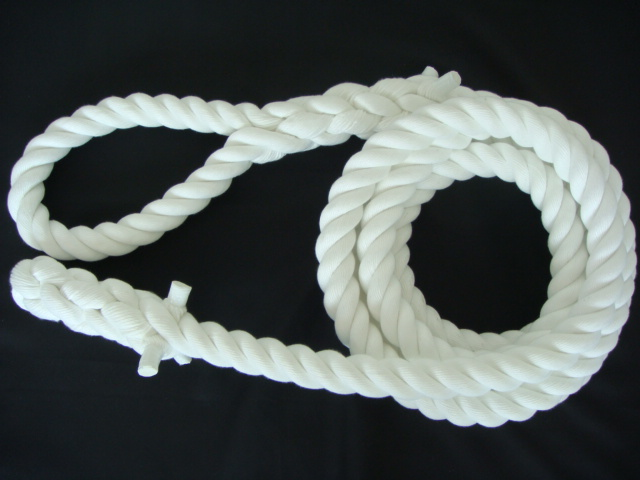 トレーニングロープ/ターザンロープ/登り綱/送料無料/クレモナ製ターザンロープ(登り綱) 28mm×5M