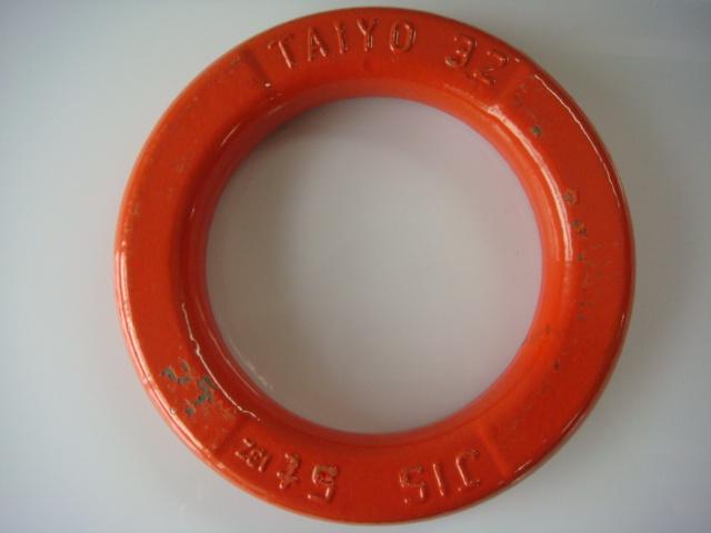吊り具 新品未使用 強力リング TAIYO 限定Special Price 32mm 5t