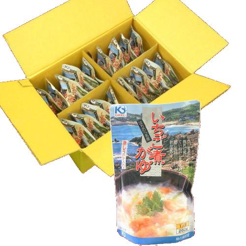 いちご煮がゆ1ケース20パック入り/お得なまとめ買い箱売り品■10P03Dec16■【送料無料】【smtb-TD】【tohoku】