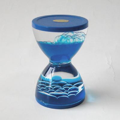 液体式の砂時計? オイルモーション 最新 メーカー直売 HourGrass