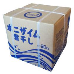 「ボニザイム煮干し20kg」【業務用】【まとめ買い】 マルトモ