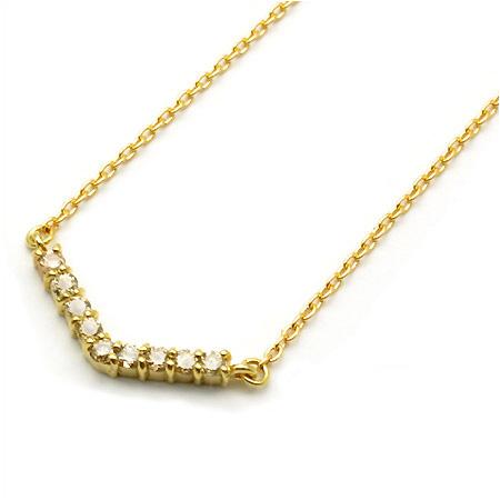 【GWクーポン配布中】K18 ブラウンダイヤモンド 0.12ct ネックレス 「flesso」送料無料 ペンダント ダイアモンド 誕生日 4月誕生石 18K 18金 ゴールド アズキチェーン 記念日 メッセージ ギフト 贈り物