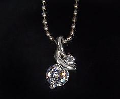 【GWクーポン配布中】K18 ダイヤモンド 0.27ct ペンダント トップ送料無料 ネックレス ゴールド ダイアモンド 18K 18金 誕生日 4月誕生石 メッセージ ギフト 贈り物