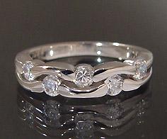 【GWクーポン配布中】K18 ダイヤモンド 0.50ct リング送料無料 指輪 18K 18金 ゴールド ダイアモンド 誕生日 4月誕生石 刻印 文字入れ ピンキーリング メッセージ ギフト 贈り物