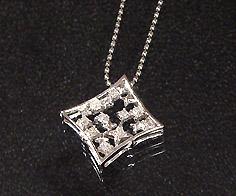 【GWクーポン配布中】K18 ダイヤモンド 0.145ct ペンダント トップ送料無料 ネックレス ゴールド ダイアモンド 18K 18金 誕生日 4月誕生石 メッセージ ギフト 贈り物