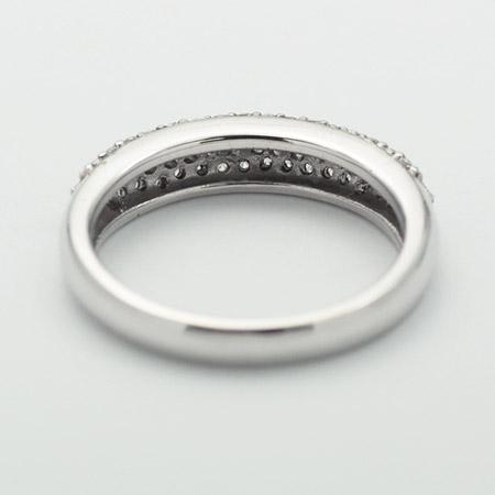 リング ダイヤモンド 0.4カラット プラチナ900