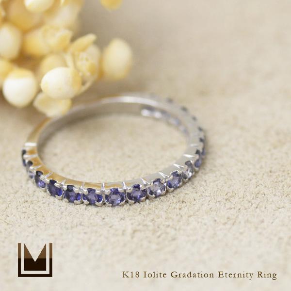 471177eb902f 指輪 エタニティリング 18K 18金 刻印 文字入れ メッセージ ギフト 贈り物 ピンキーリング対応可能
