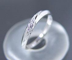 PT900 Lady's wedding rings (wedding ring) (PM0013)