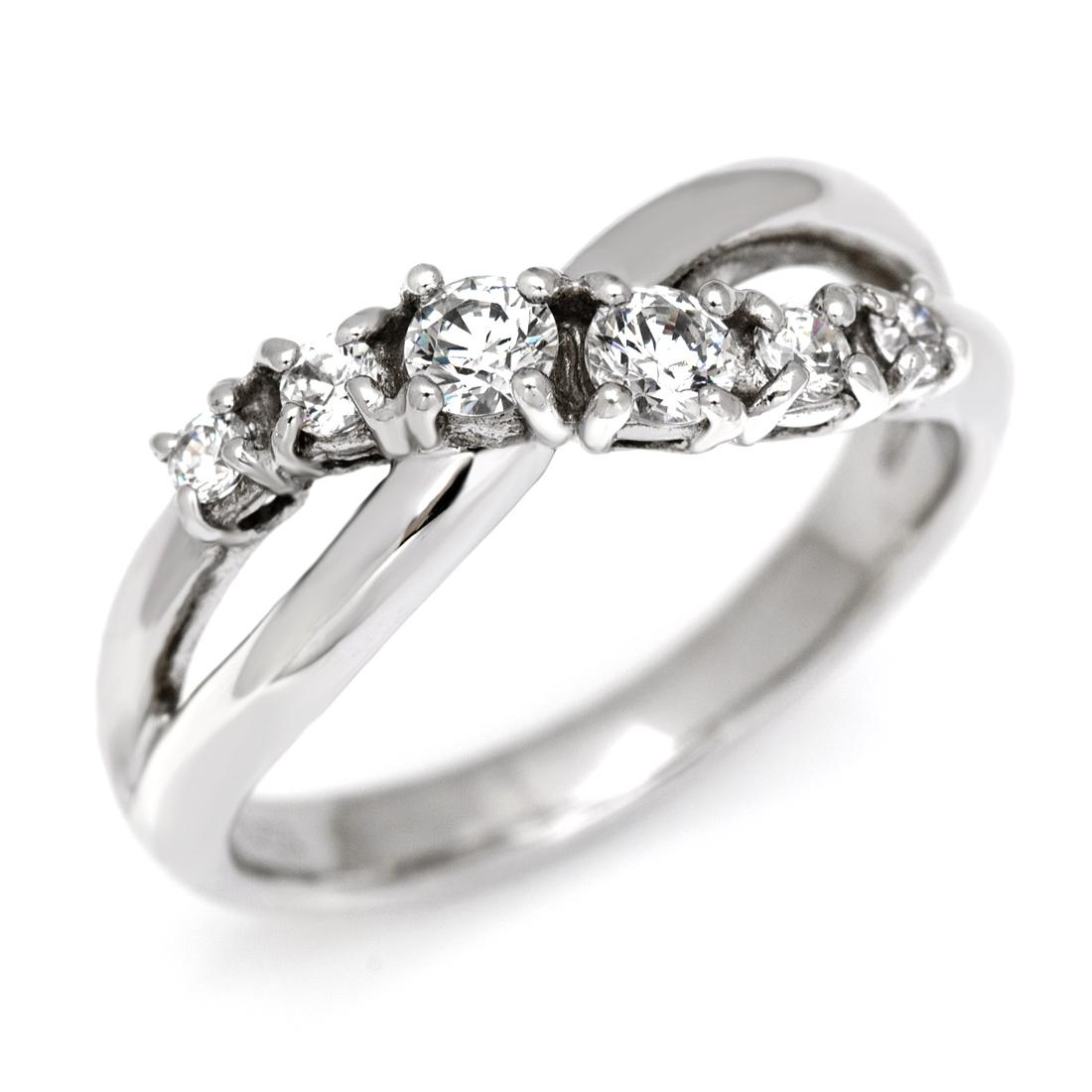 【GWクーポン配布中】リング ダイヤモンド 0.22カラット プラチナ900 送料無料