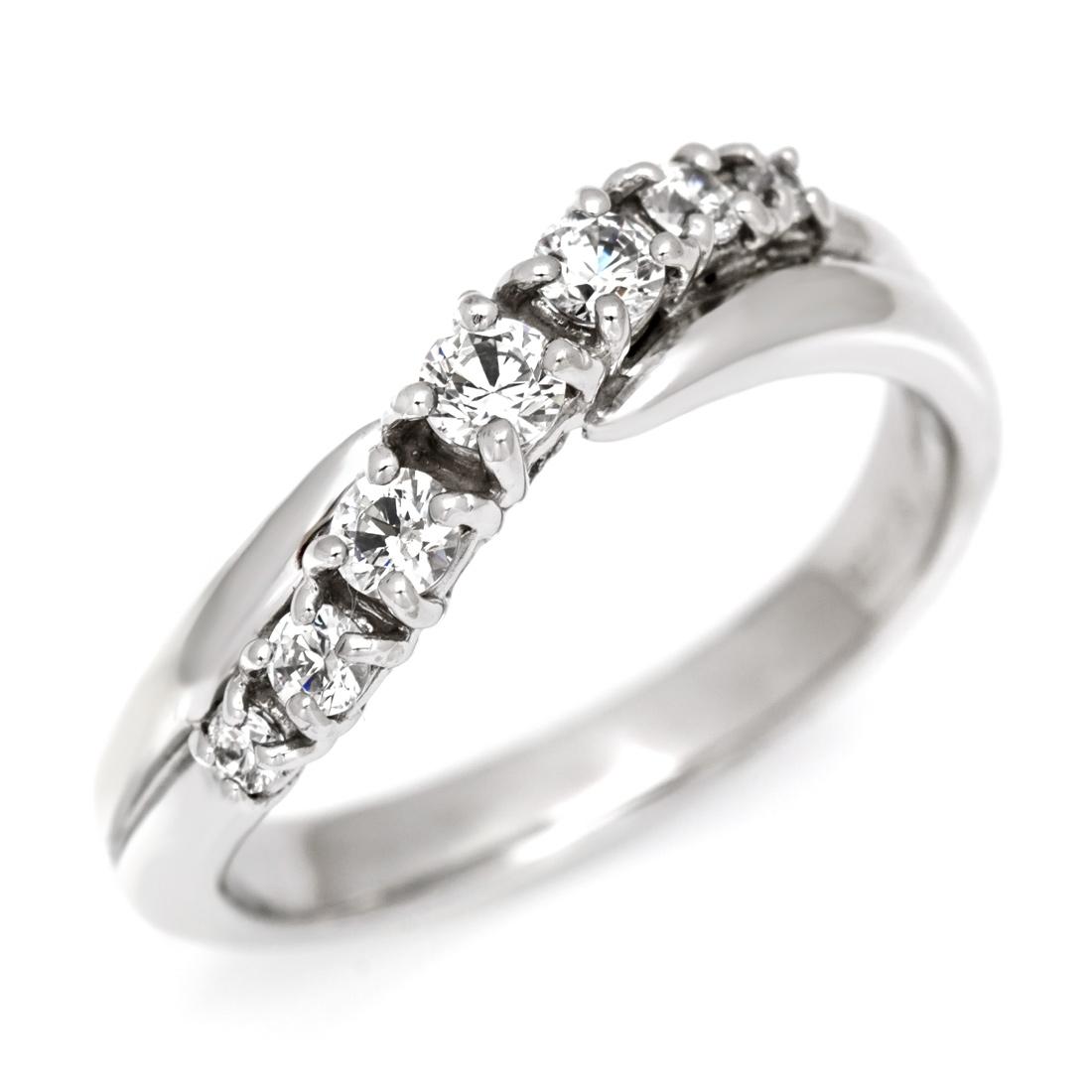 リング ダイヤモンド 0.28カラット プラチナ900