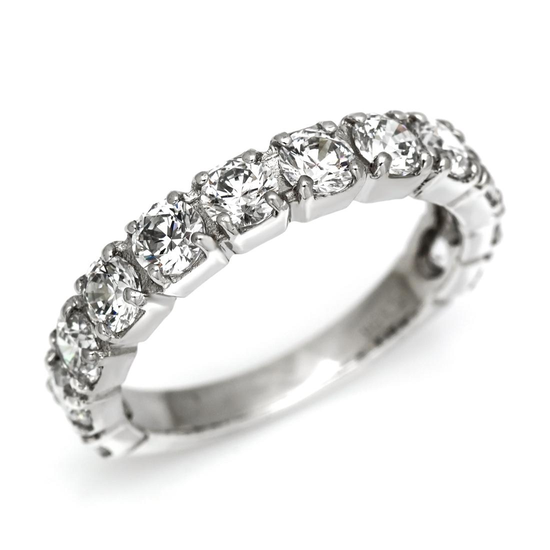 リング ダイヤモンド 1.5カラット プラチナ900