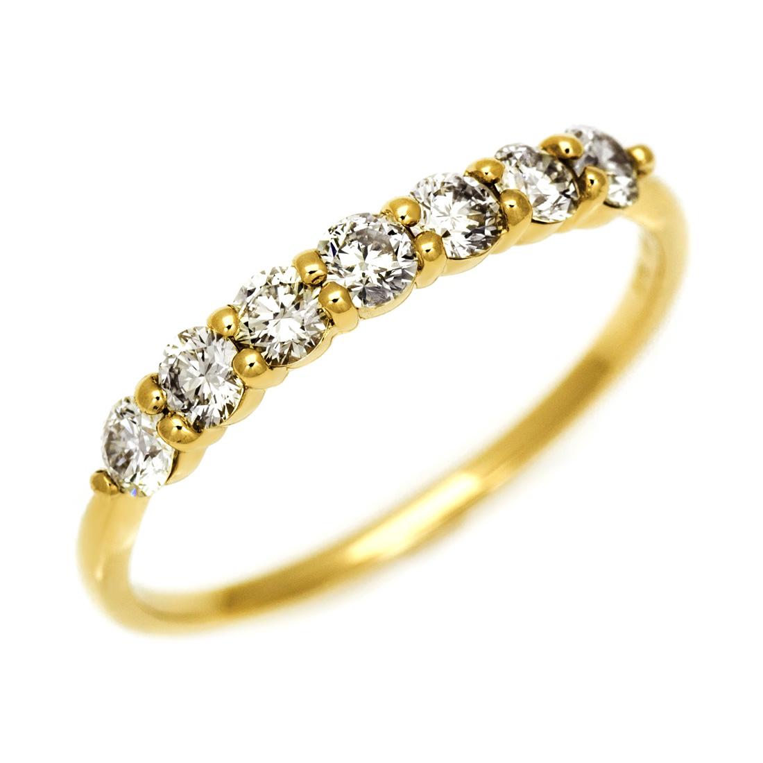 【GWクーポン配布中】リング ダイヤモンド 0.4ct ゴールド K18 「clarita」 送料無料