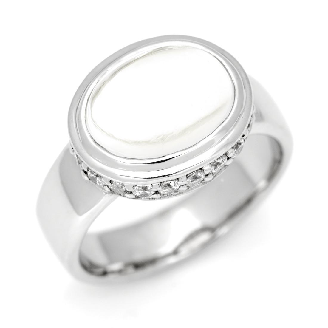 SV925 ムーンストーン シグニティキュービックジルコニア リング指輪 シルバー925 SILVER スターリングシルバー 誕生日 6月誕生石 刻印 文字入れ メッセージ ギフト 贈り物 ピンキーリング対応可能