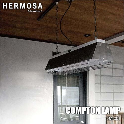 【SX色:9月下旬入荷予定】HAMOSA/ハモサ COMPTON LAMP コンプトンランプ 照明 CM-001 E17口金6灯 ビンテージ&インダストリアルデザイン