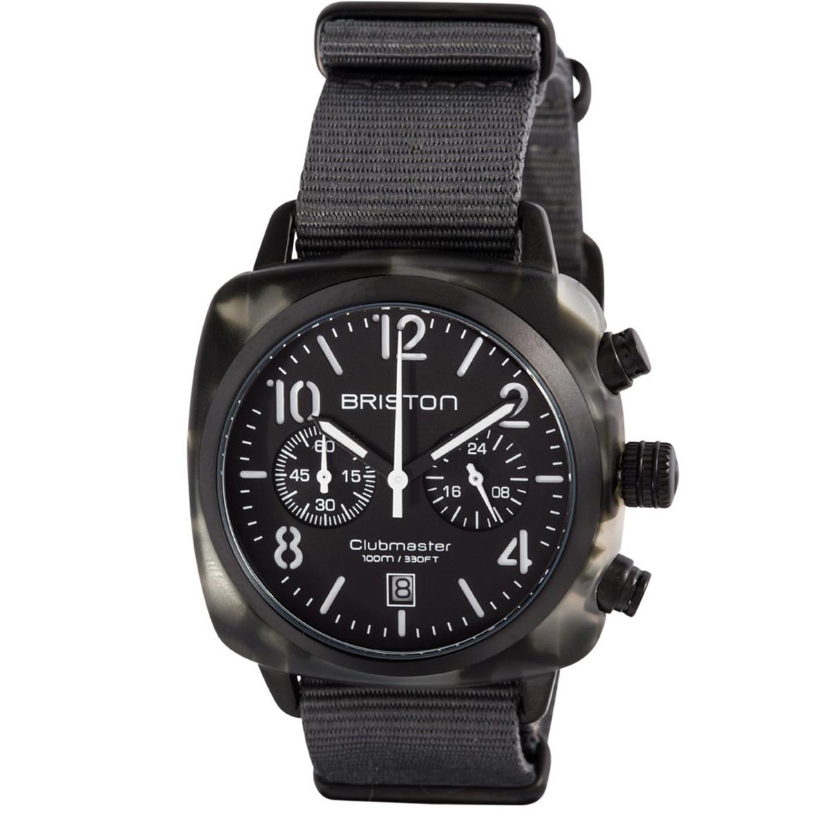 ブリストン BRISTON 公式通販 腕時計 クラブマスタークラシック クロノグラフ CLUBMASTER CLASSIC CHRONOGRAPH ALPINE WATCH