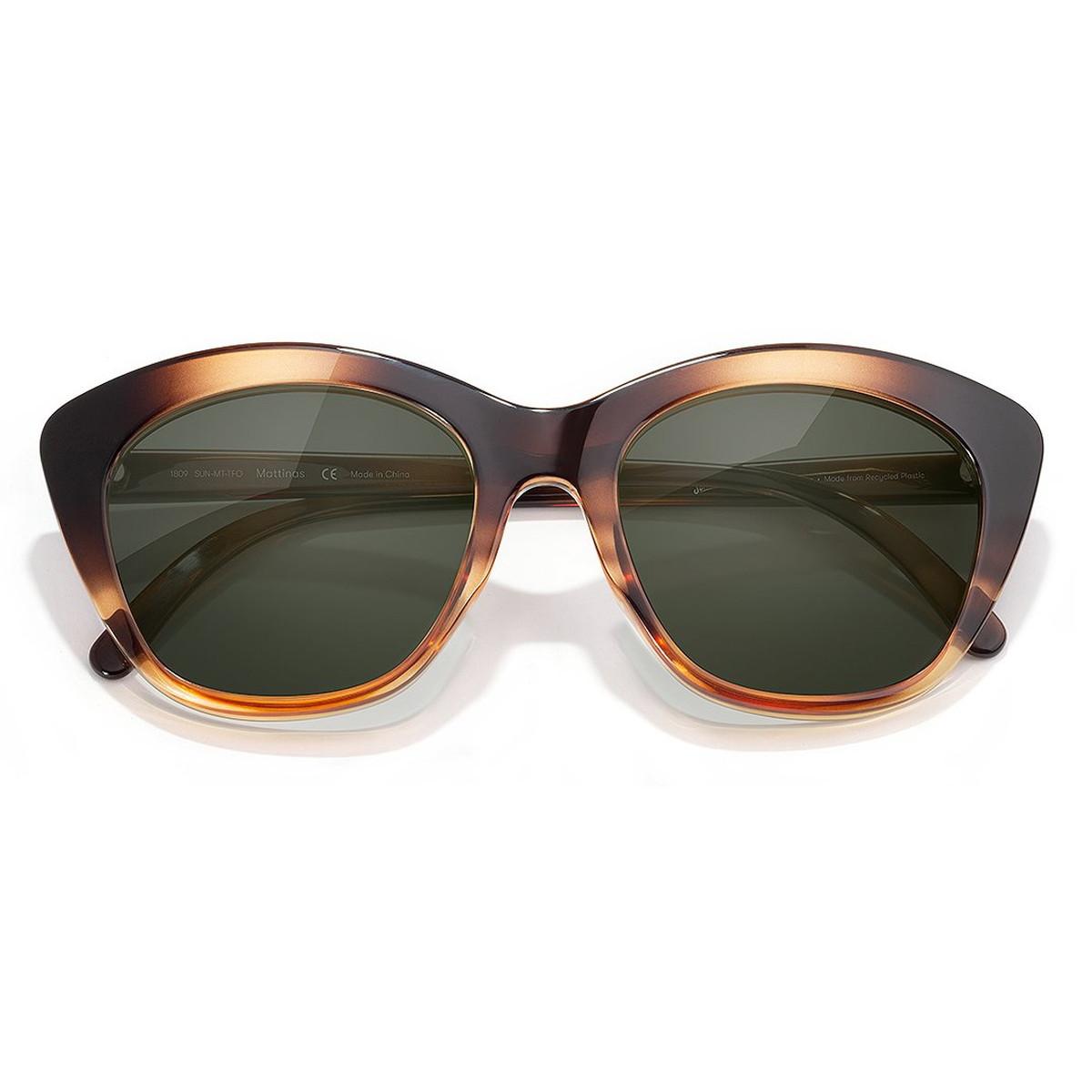 SUNSKI サンスキー Mattina Tortoise Forest 眼鏡 サングラス