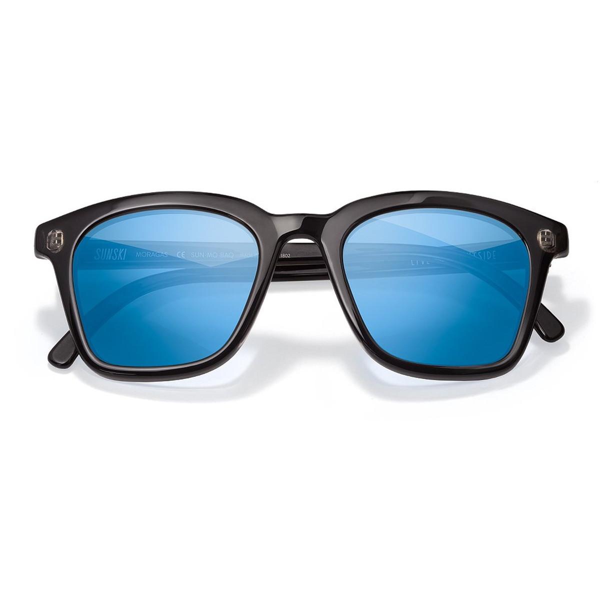 SUNSKI サンスキー Moraga Black Aqua 眼鏡 サングラス