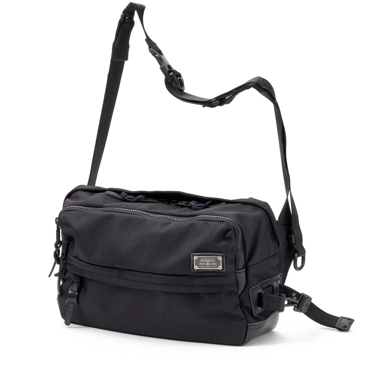 AS2OV (アッソブ) EXCLUSIVE BALLISTIC NYLON BODY BAG 061318