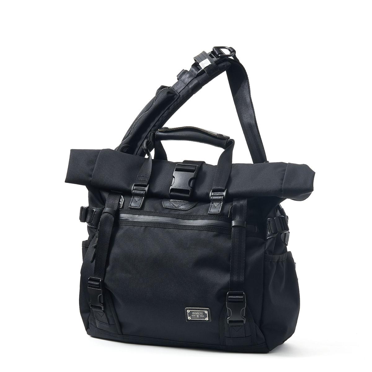 アッソブ公式通販 / トートバッグ ショルダーバッグ カジュアルバッグ CORDURA DOBBY 305D 2WAY BAG S 061415