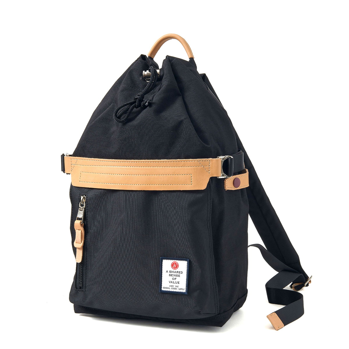 AS2OV (アッソブ) HI DENSITY CORDURA NYLON BON SAC 091431