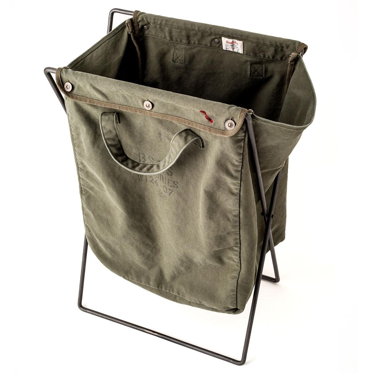 BasShu バッシュ ランドリーバッグ Laundry Bag