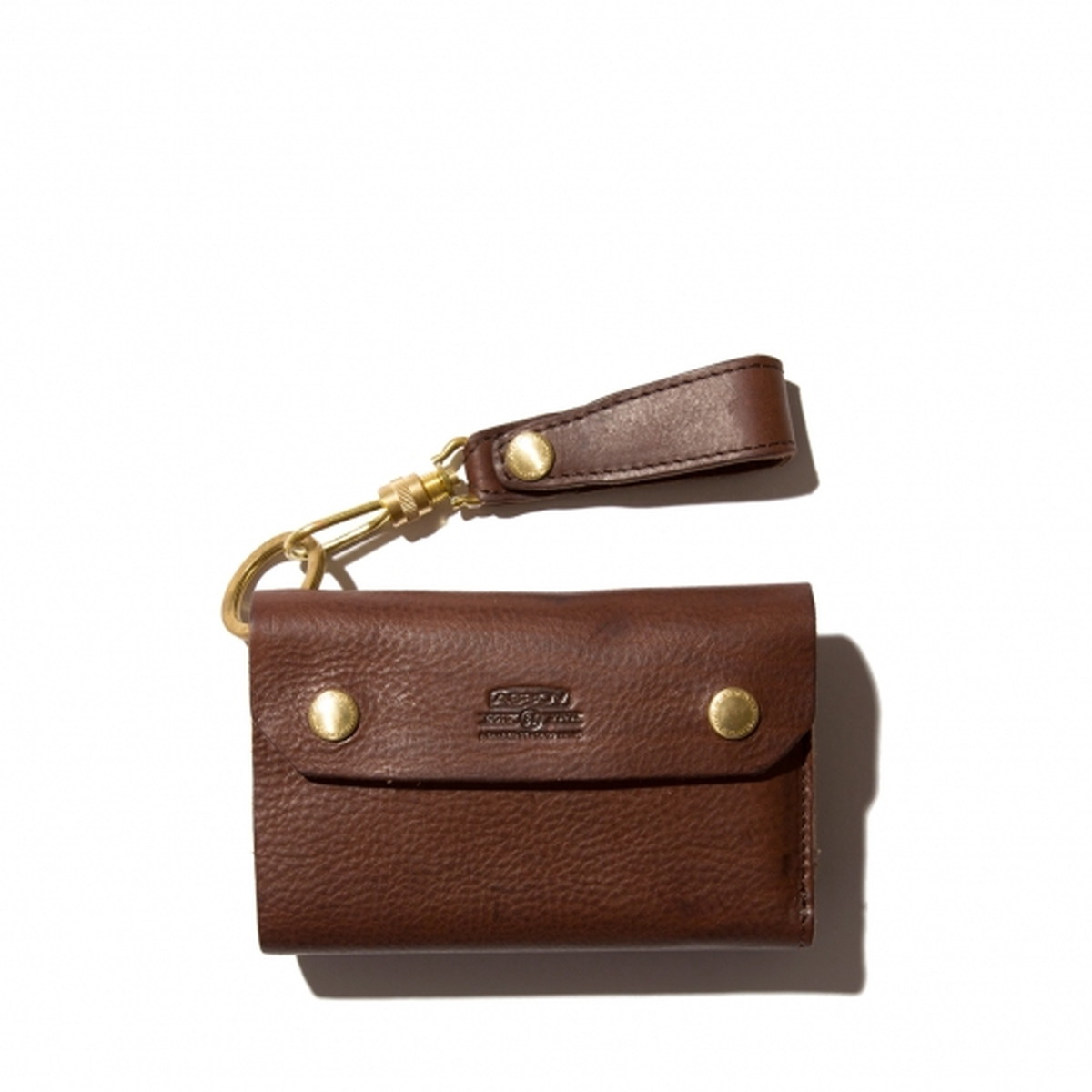 AS2OV (アッソブ) OILED SHRINK LEATHER SHORT WALLET / 折財布 101402