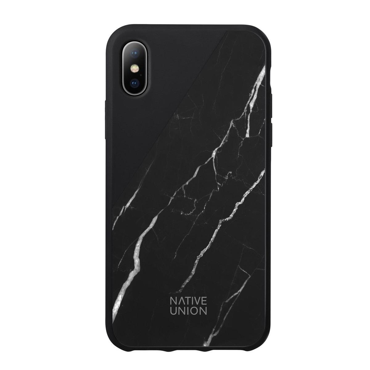 NATIVE UNION ネイティブユニオン iPhoneケース Clic Marble iPhone X Case