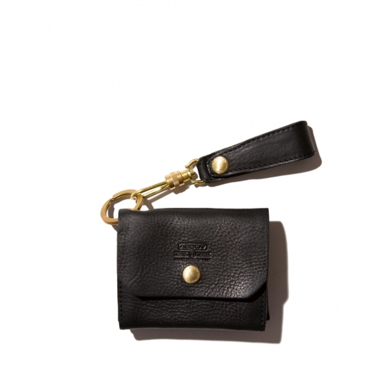 AS2OV公式通販 / AS2OV (アッソブ) OILED SHRINK LEATHER CARD CASE / カードケース 101403