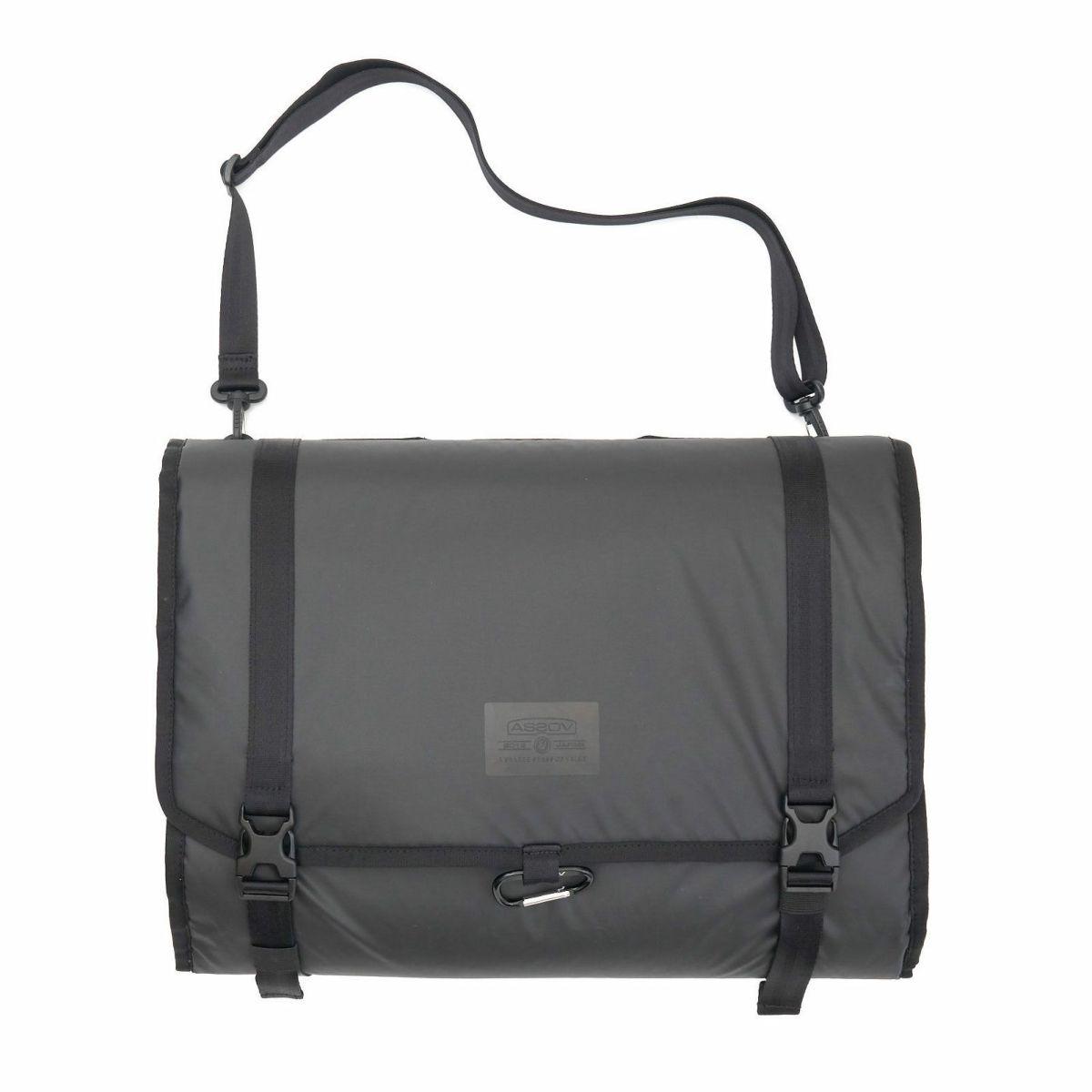 アッソブ公式通販 / AS2OV (アッソブ) TRAVEL SERIES TRAVEL SHOULDER トラベルショルダー ビジネスバッグ 旅行バッグ