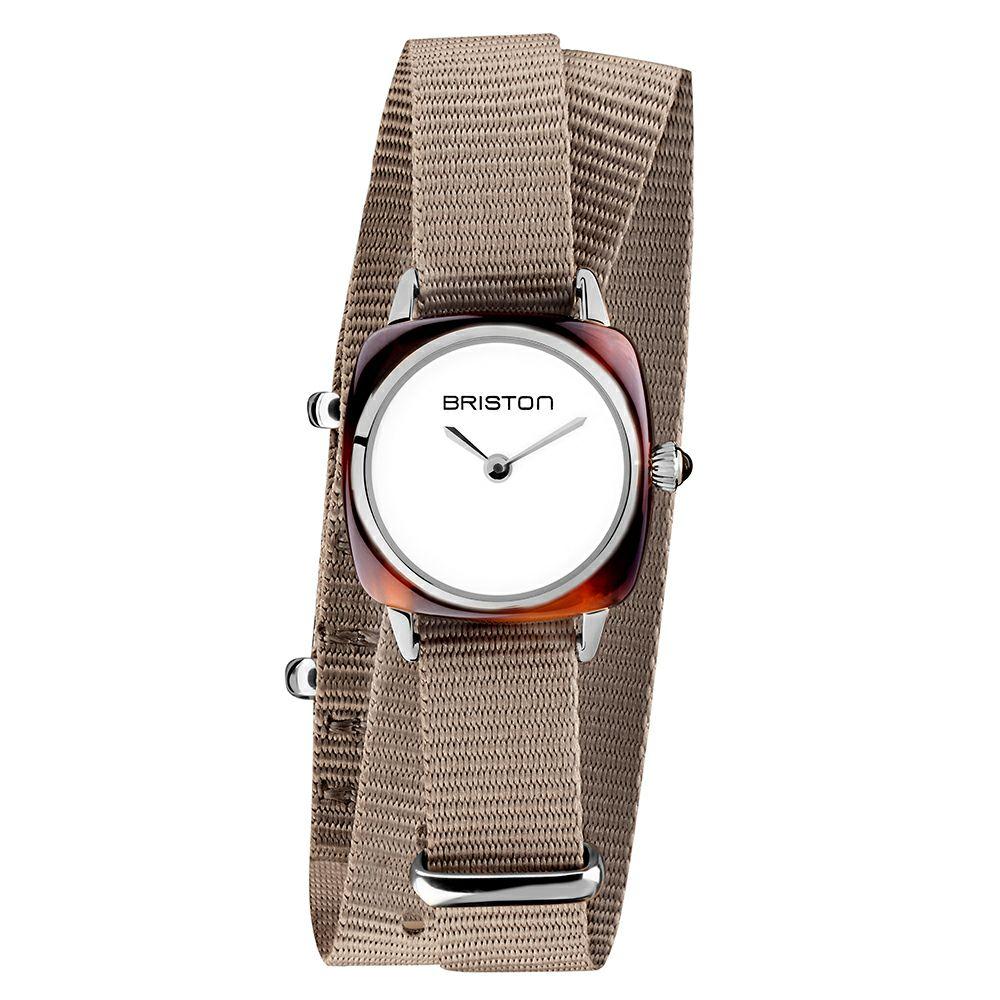 BRISTON ブリストン CLUBMASTER LADY ACETATE / レディース 腕時計