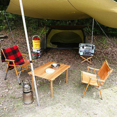 Peregrine Furniture - ドンキーテーブル タモ