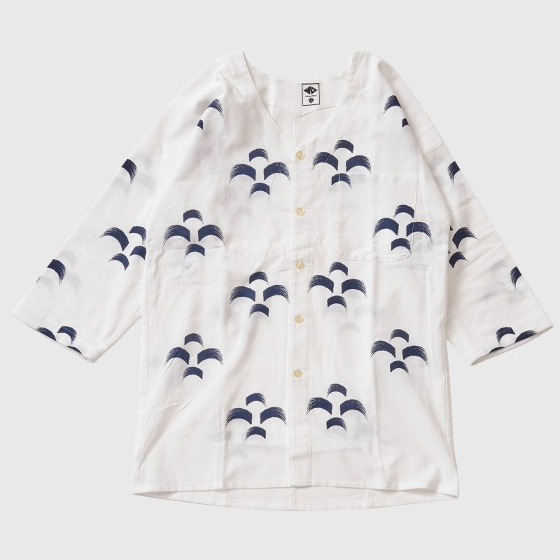 WAX Koikuchi-shirts