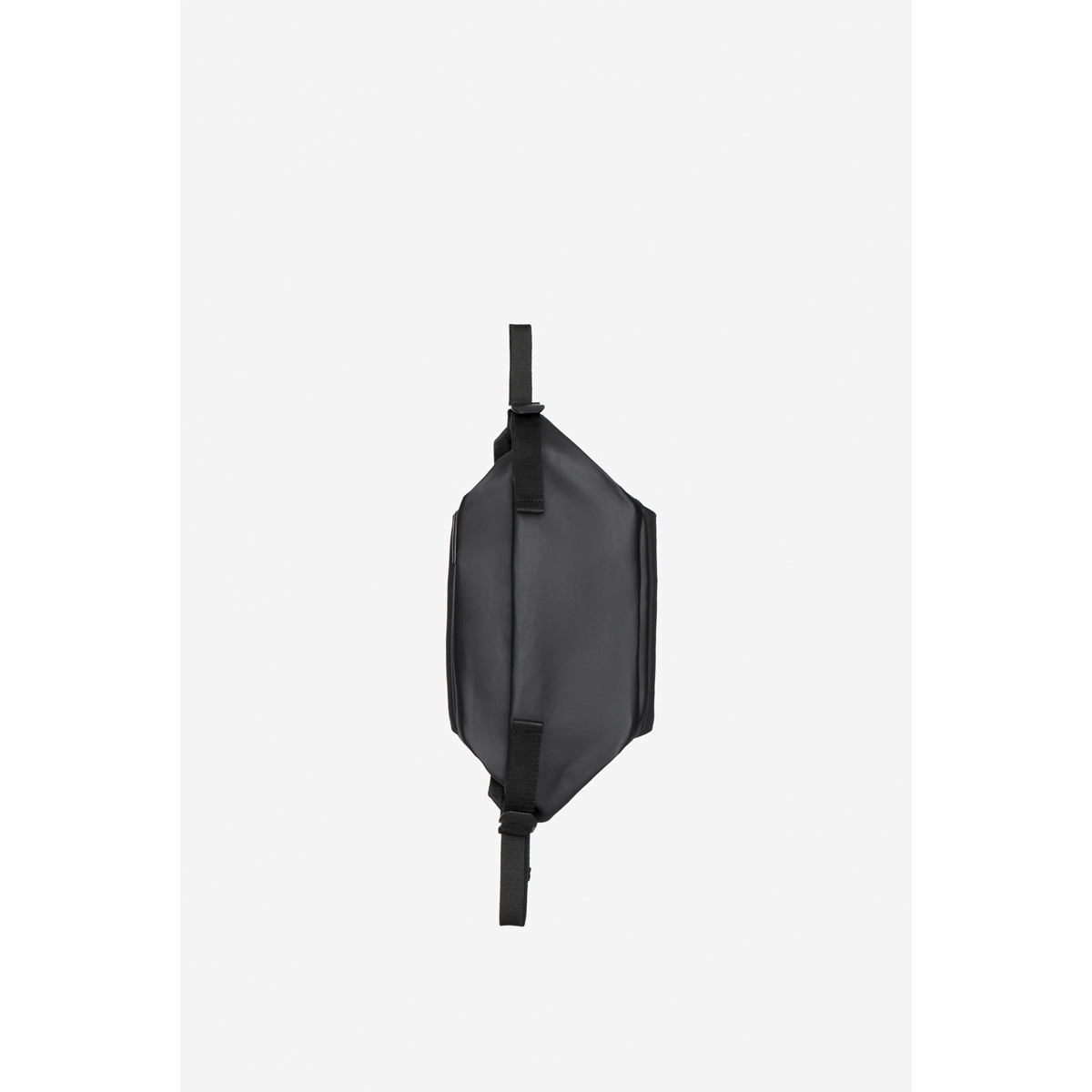 cote&ciel コートエシエル Isarau Small Obsidian Black ボディバッグ ショルダーバッグ コートアンドシエル コートシエル
