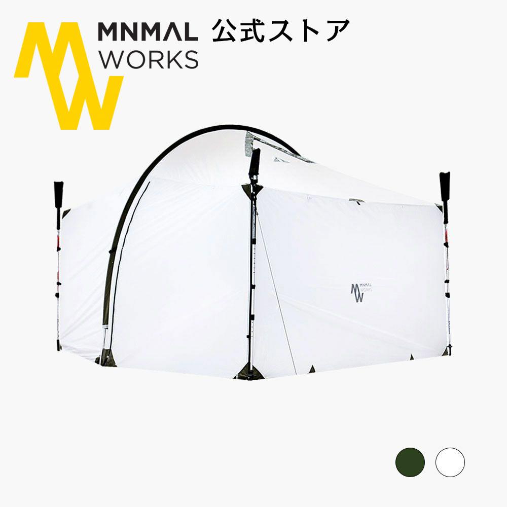 MINIMAL WORKS 公式通販 / MINIMAL WORKS (ミニマルワークス)JACK SHELTER MINI / シェルター