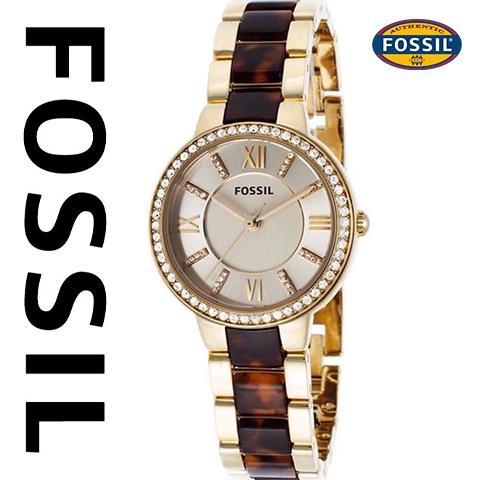 フォッシル 時計 フォッシル レディース フォッシル 腕時計 べっ甲風 Fossil ES3314 インポート ES3716 ES4147 ES3284 ES3282 同シリーズ 海外取寄せ 送料無料