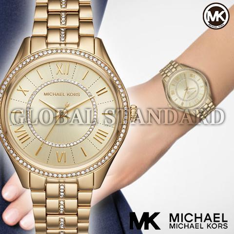 マイケルコース 時計 マイケルコース 腕時計 レディース MK3719 Michael Kors インポート MK3724 MK2690 MK3718 MK3716 同シリーズ 2017最新作 海外取寄せ 送料無料