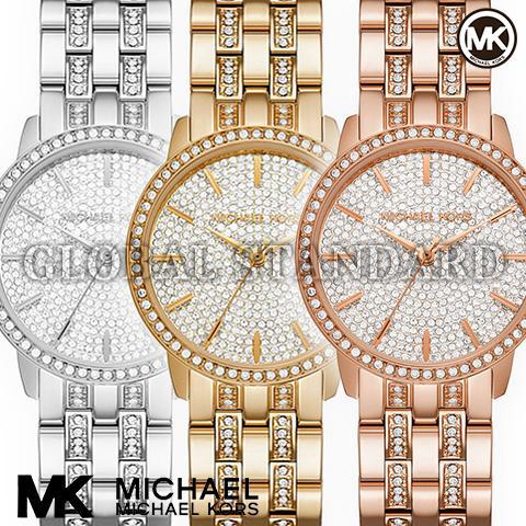 期間限定価格!! マイケルコース 時計 マイケルコース 腕時計 レディース MK3458 MK3459 MK3460 海外取寄せ 送料無料