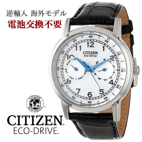 シチズン エコドライブ シチズン ソーラー時計 シチズン 腕時計 ウォッチ メンズ 逆輸入 海外モデル CITIZEN ECO DRIVE A09000-06B 海外取寄せ 送料無料