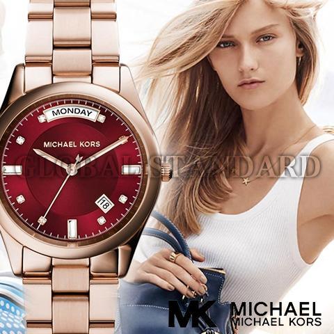 マイケルコース 時計 マイケルコース 腕時計 レディース MK6103 Michael Kors インポート MK6072 MK6070 MK6071 MK6067 MK6068 MK6069 MK6103 MK6051 MK2374 同シリーズ 海外取寄せ 送料無料